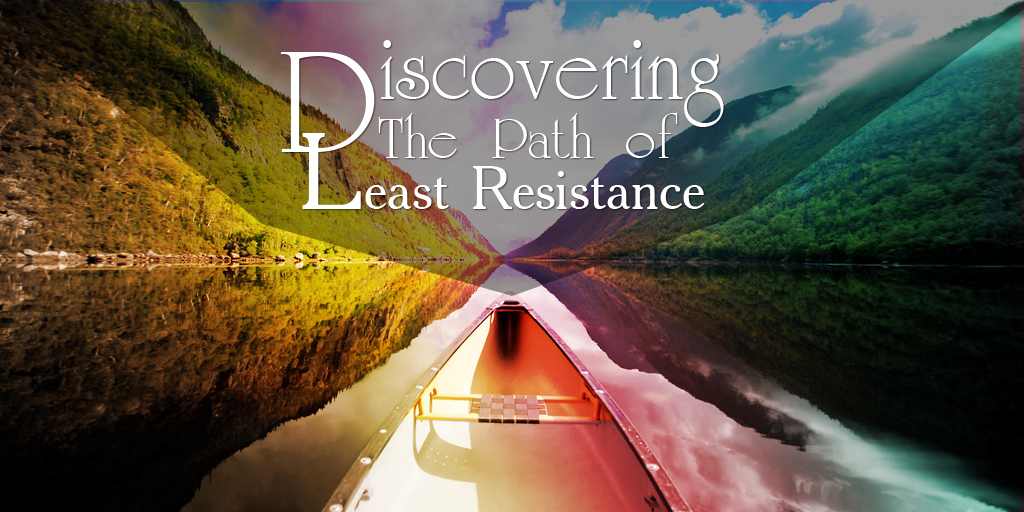 Discovering The Path of Least Resistance