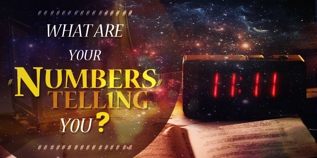 What Are Numbers Trying To Tell You?