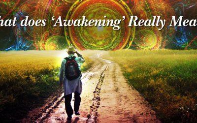 What Does a Spiritual Awakening Really Mean?